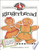 Gingerbread Cookbook Book PDF