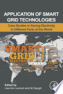 Application of Smart Grid Technologies