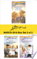Love Inspired March 2016 - Box Set 2 of 2