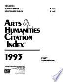 Arts & Humanities Citation Index