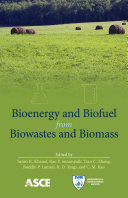 Bioenergy and Biofuel from Biowastes and Biomass Book