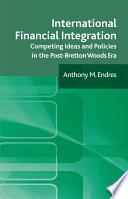 International Financial Integration Book