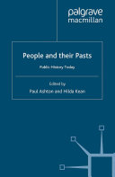 People and their Pasts