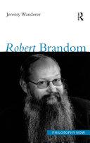 Pdf Robert Brandom Telecharger