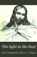Pdf The Light in the East