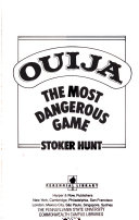 Ouija  the Most Dangerous Game Book PDF