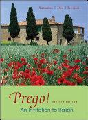 Pdf Prego! An Invitation to Italian