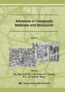 Advances in Composite Materials and Structures Book