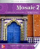 Mosaic 2 Writing Student Book