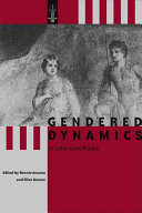 Pdf Gendered Dynamics in Latin Love Poetry
