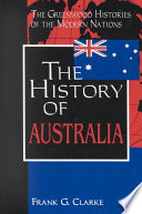 The History of Australia Book PDF