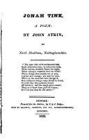 Jonah Tink  a poem