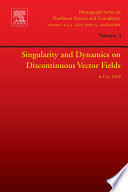 Singularity and Dynamics on Discontinuous Vector Fields Book