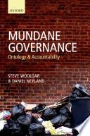Mundane Governance