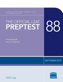 The Official LSAT PrepTest 88