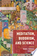 Meditation  Buddhism  and Science Book
