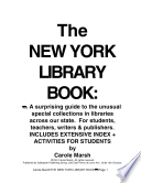 The New York Library Book