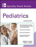 Cover of McGraw-Hill Specialty Board Review Pediatrics, Second Edition