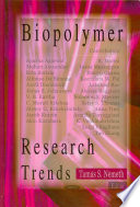 Biopolymer Research Trends Book PDF