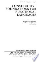 Constructive Foundations for Functional Languages