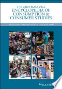 The Wiley Blackwell Encyclopedia Of Consumption And Consumer Studies PDF