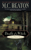 Death of a Witch Book