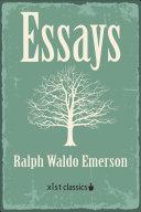 Essays [Pdf/ePub] eBook