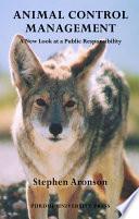 Animal Control Management Book PDF