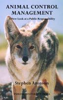 Animal Control Management