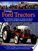 Vintage Ford Tractors