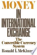 Money in International Exchange