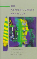 The Academic Career Handbook