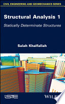 Book Cover: Structural Analysis 1