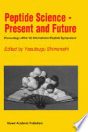 Peptide Science Present And Future Book PDF