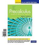 Precalculus  Graphical  Numerical Algebraic  Books a la Carte Edition