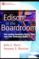 Edison in the Boardroom Pdf