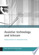 Assistive Technology And Telecare Book PDF