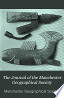 The Journal Of The Manchester Geographical Society