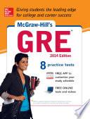 McGraw-Hill's GRE, 2014 Edition
