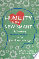Humility Is the New Smart Book