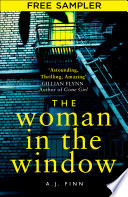 The Woman In The Window Free Sampler The Most Exciting Debut Thriller Of The Year Book PDF