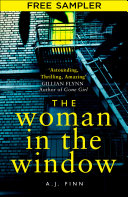 The Woman in the Window  Free Sampler  The most exciting debut thriller of the year