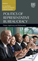 Politics Of Representative Bureaucracy