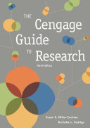 The Cengage Guide to Research, 2016 MLA Update