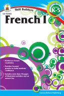 Pdf French I, Grades K - 5 Telecharger