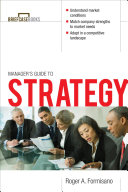 The Manager's Guide to Strategy