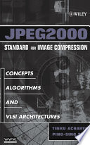 JPEG2000 Standard for Image Compression Book