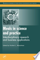 Meals in Science and Practice