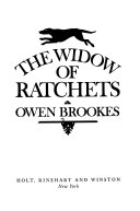 The Widow of Ratchets Book