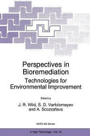 Perspectives in Bioremediation Book
